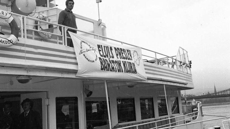 Ma van a Király születésnapja – Elvis on Board!