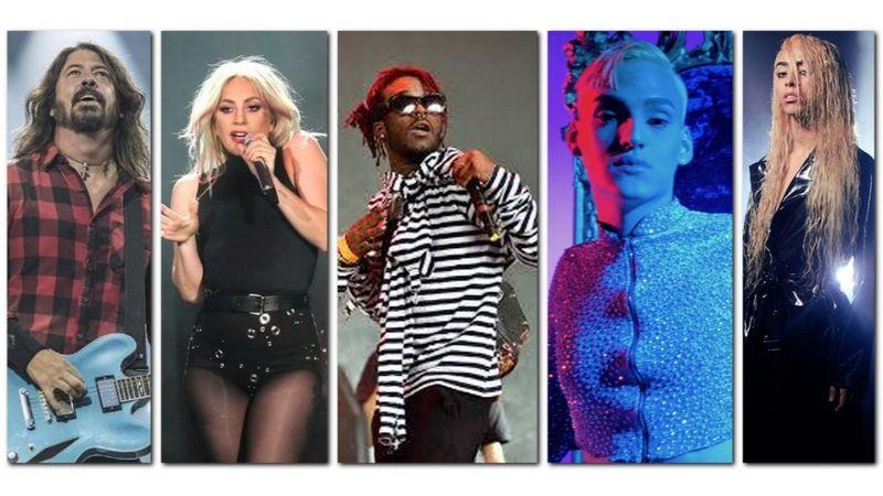 Dave Grohl zakója, Lady Gaga bocsánatkérése, rappergyilkosság – hírek a nagyvilágból