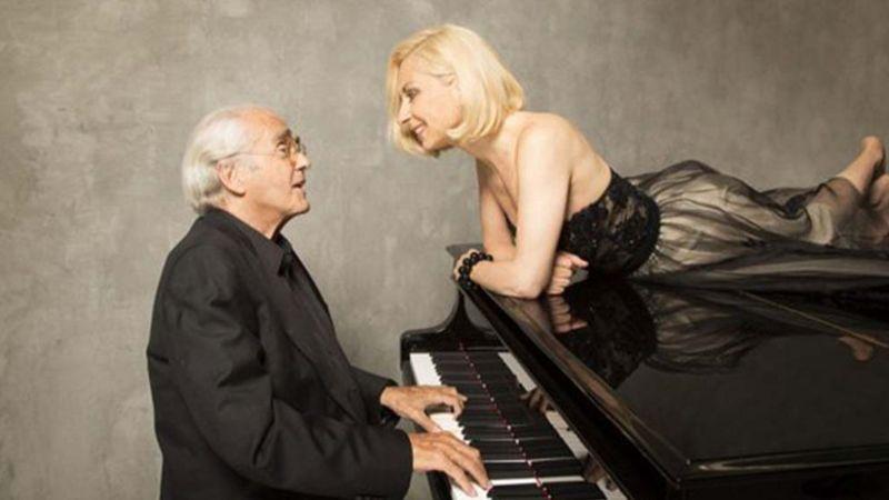Natalie Dessay és Michel Legrand