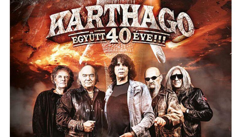 Karthago – 10 év után új nagylemez és óriáskoncert