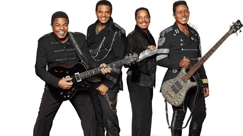 Michael Jackson fivérei is fellépnek majd Paloznakon