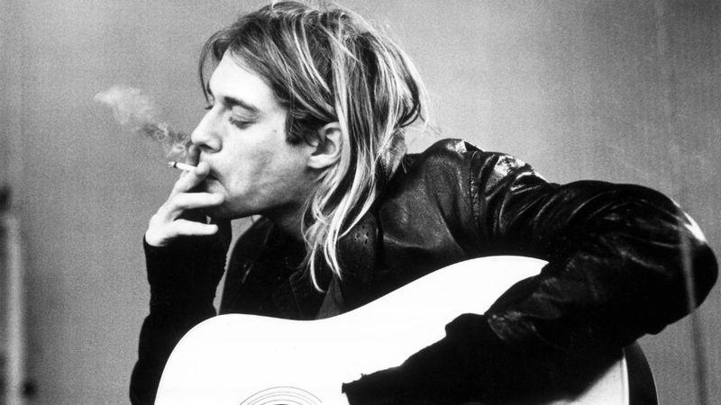 Már gyermekkorában is foglalkoztatta az öngyilkosság gondolata Kurt Cobaint
