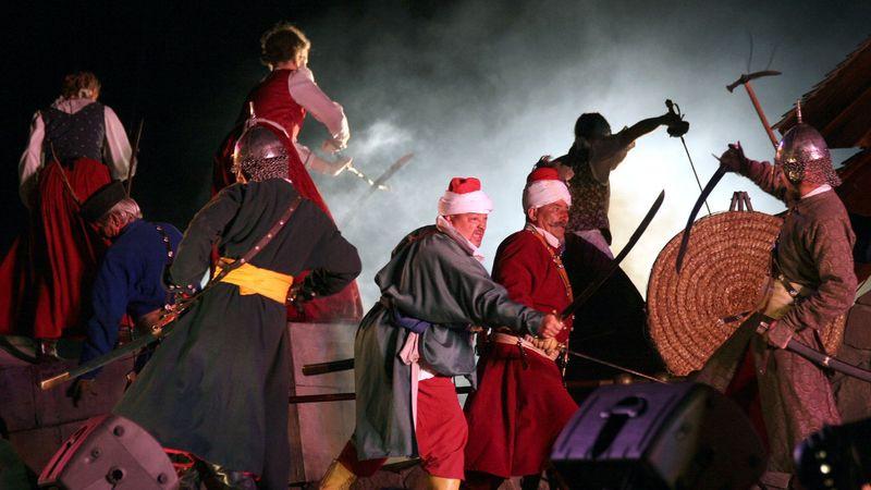 Amikor Jumurdzsák dalra fakad – EGRI CSILLAGOK  musical az Arénában