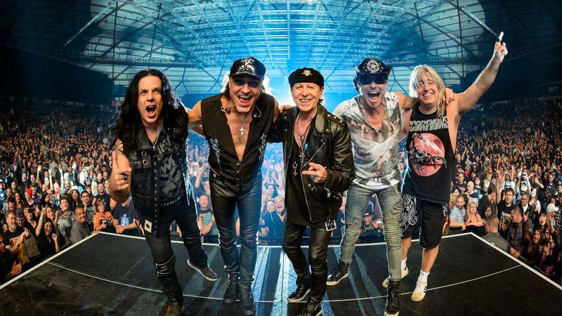 A búcsúturné után is van élet: ismét Budapestre jön a Scorpions