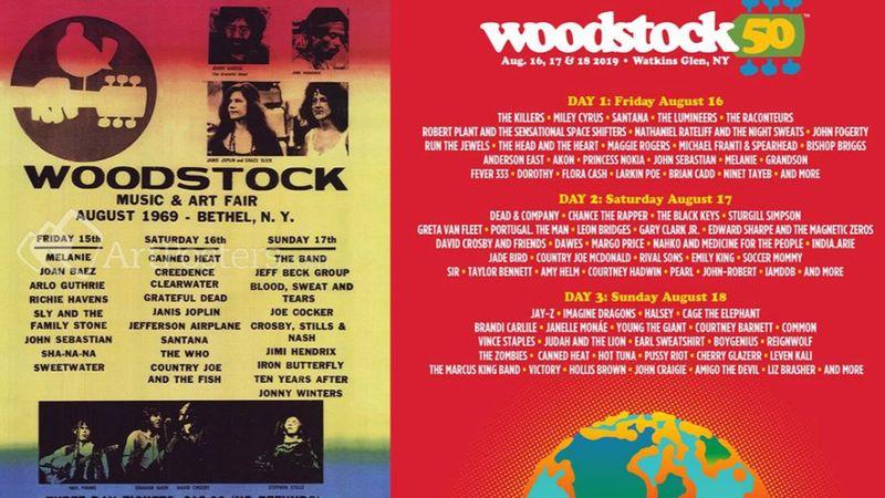 Nem tudják megrendezni az eredeti helyszínen a Woodstock 50. jubileumi fesztivált