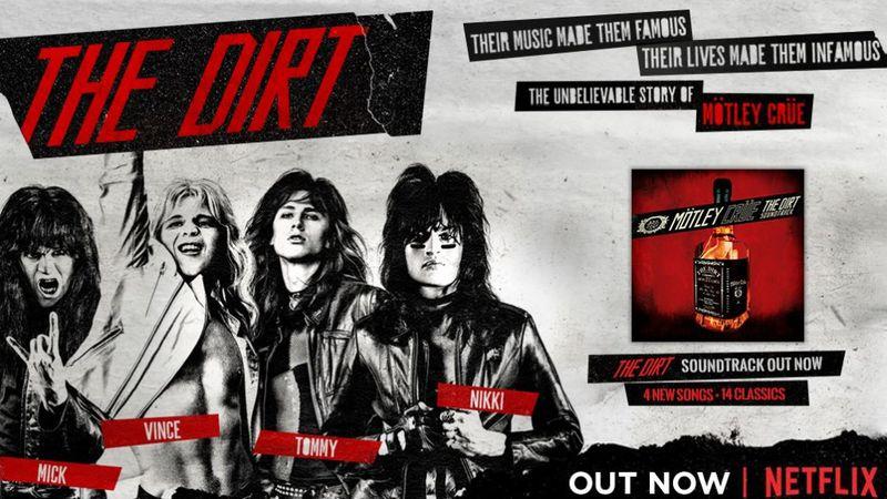 A Mötley Crüe életrajzi filmje vegyes fogadtatásban részesült