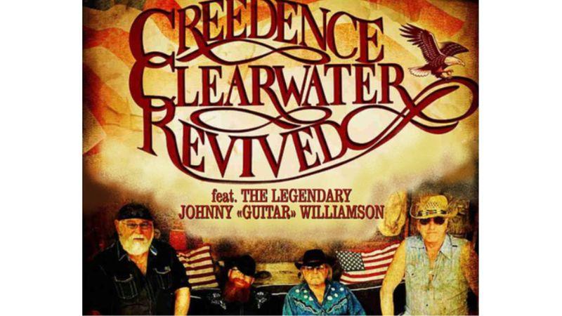 Most már biztos: a Creedence Clearwater Revival együttessel koncertezik az Omega