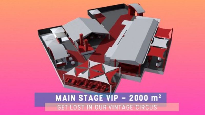 VIP, VIP, hurrá: megújulnak a VIP-zónák a Balaton Soundon