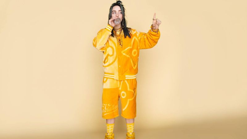 Fotó: Billie Eilish/FB