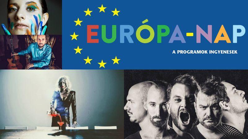Európa-nap a Szabadság téren koncertekkel