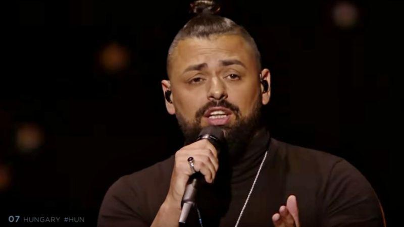 Pápai Joci búcsúzott az Eurovíziós versenytől, de ez nem az ő szégyene...