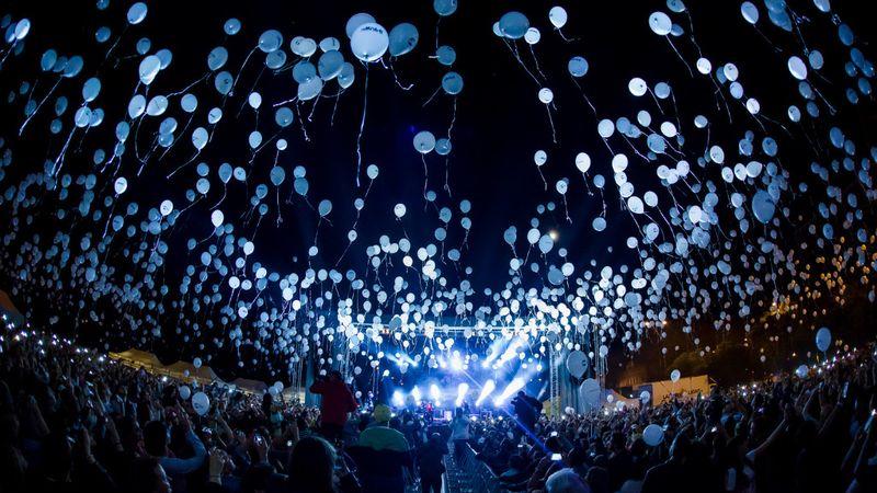 Fotó: Ezer lámpás éjszakája