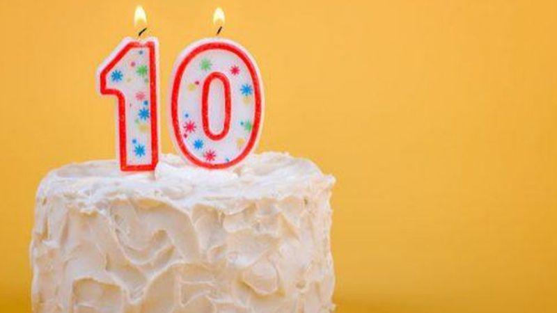 10 album, ami idén lesz 10 éves