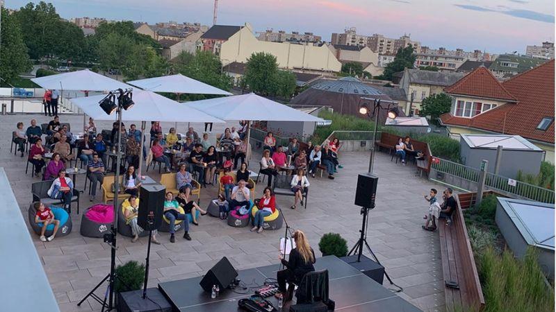 fotó: UP Újpesti rendezvénytér Facebook