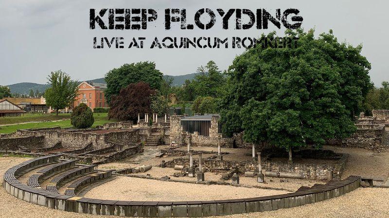 Keep Floyding ismét a kövek között, avagy Pompeii újratöltve