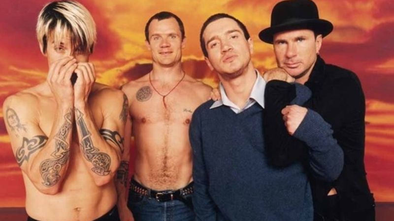 A Red Hot Chili Peppers újra kiadja a Californication albumot