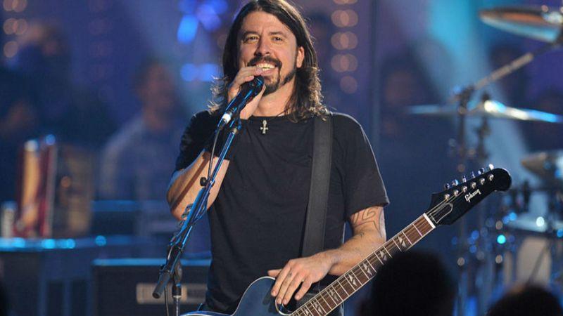 My Hero: Dave Grohl a Lollapalooza nagyszínpadról mondott köszönetet egykori orvosának