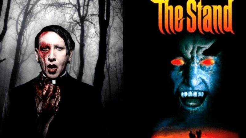 Együtt dolgozik Marilyn Manson és Stephen King