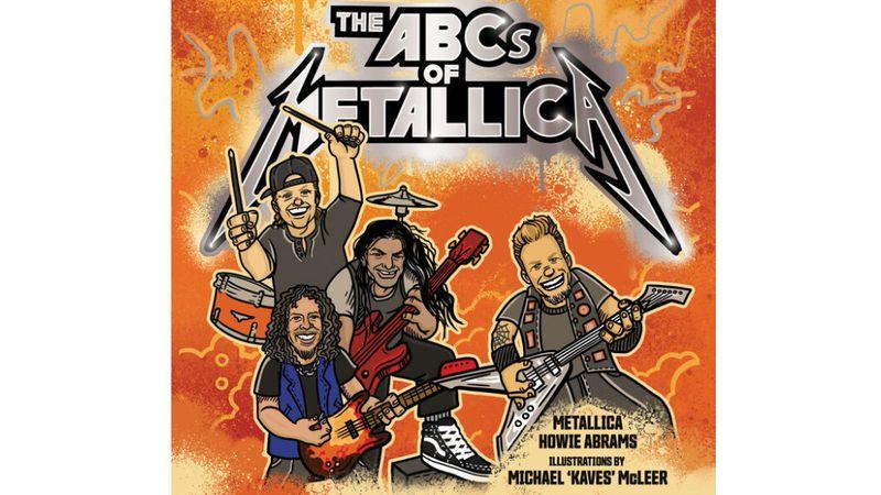 Metálos szülők figyelem: gyerekkönyvet ad ki a Metallica