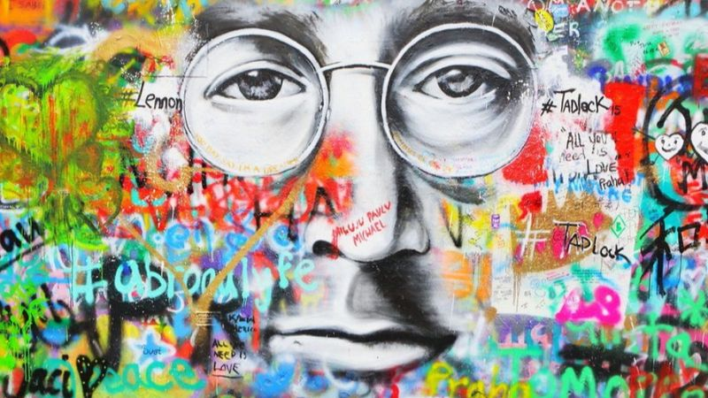 A Máltai Lovagrend védené a prágai Lennon-falat