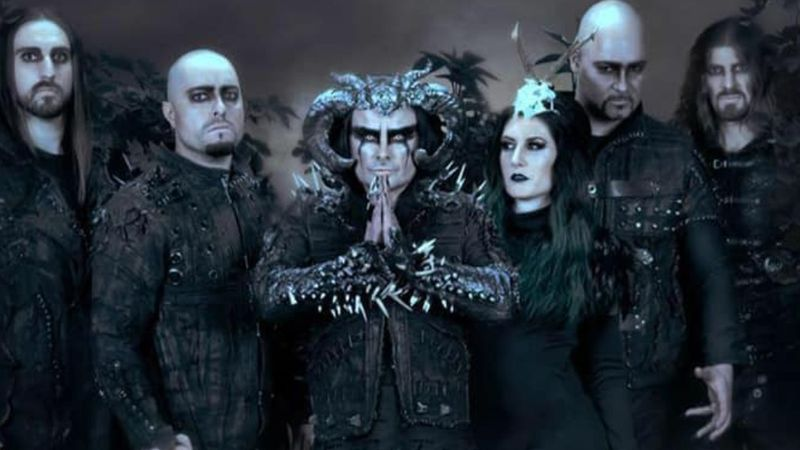 Elmarad a Cradle of Filth-koncert a Fezenen