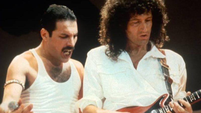 Fotó: Live Aid, 1985