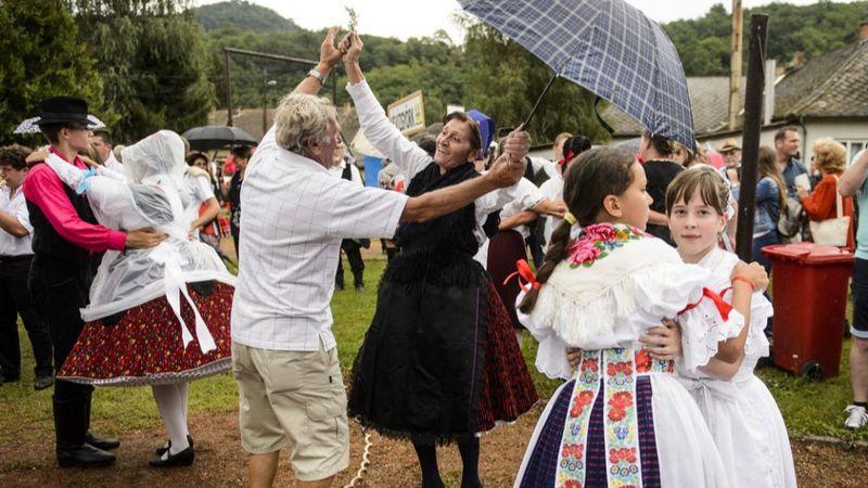 Fotó: VI. Palóc világtalálkozó (MTI)