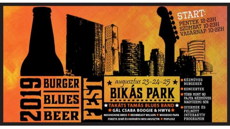 Burger - Blues - BeerFest