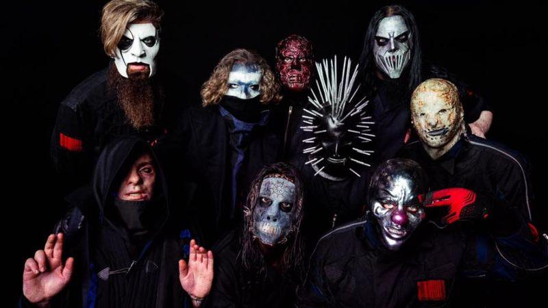 Fotó: Slipknot/FB