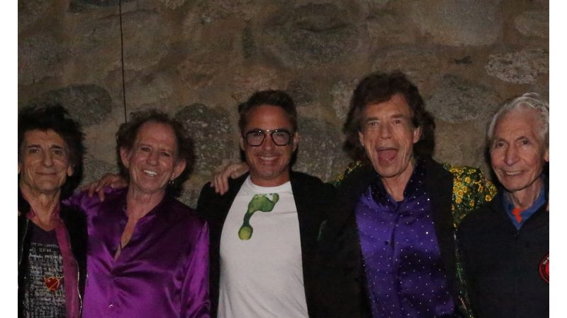 Photo courtesy of The Rolling Stones