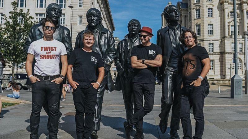 Magyar zenekar is fellépett a világ legnagyobb Beatles fesztiválján