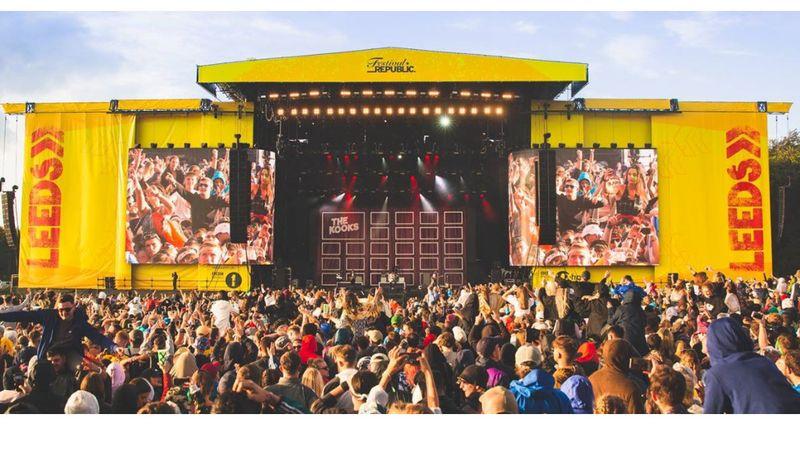 Fotó: Leeds Fesztivál
