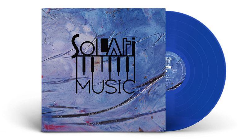 Kék bakeliten jelent meg a SoLaTi első albuma