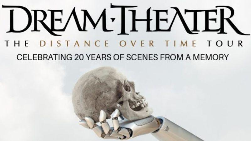 Háromórás koncertet ad az Arénában a Dream Theater