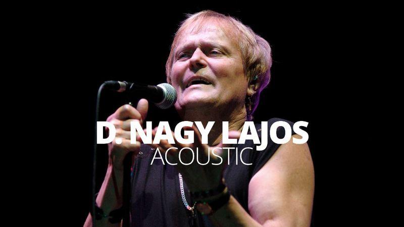 Elmarad D. Nagy Lajos akusztikus koncertje
