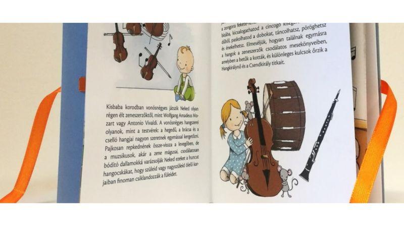 Babaútlevelet bocsájtott ki a Pannon Filharmonikusok zenekar