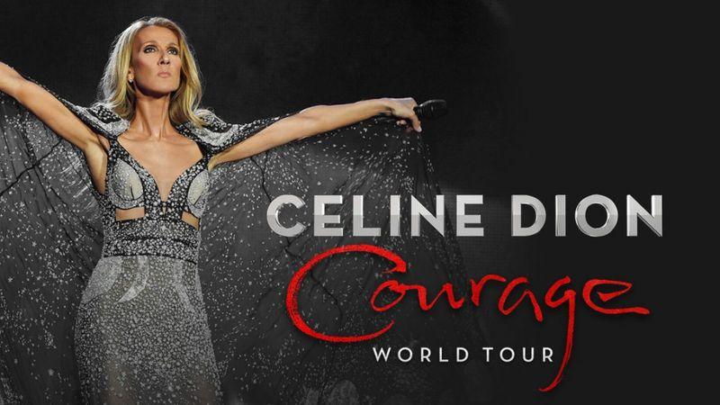 Celine Dion Budapestre jön!