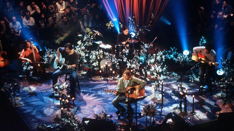 25 éves a Nirvana MTV Unplugged koncertje