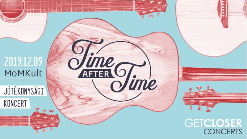 Time after time – jótékonysági szuperprodukció a MOMkultban