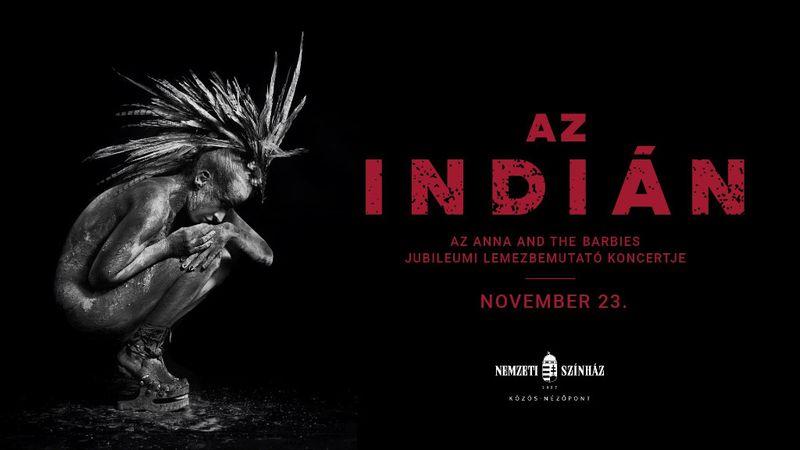Indián – dupla Anna and the Barbies koncert lesz a Nemzeti Színházban