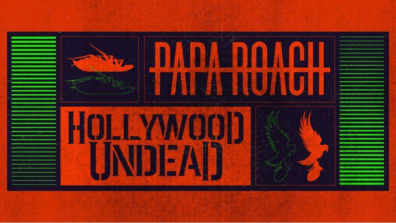 Öt év után önálló koncertet ad Budapesten a Papa Roach!