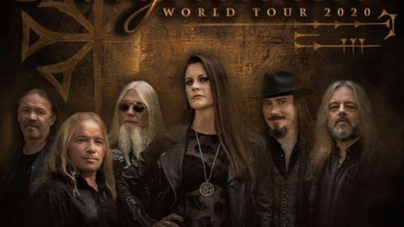 Újabb bejelentés mára: jön a Nightwish