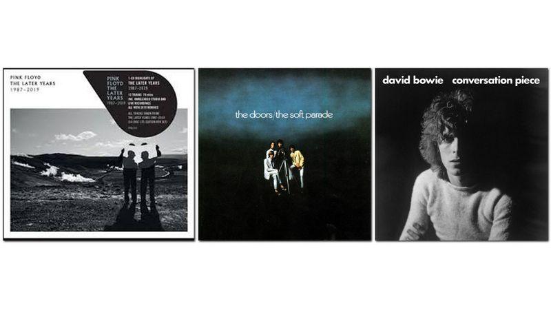 Pink Floyd, Doors, Dawid Bowie – a lemezkiadók már készülnek a karácsonyra