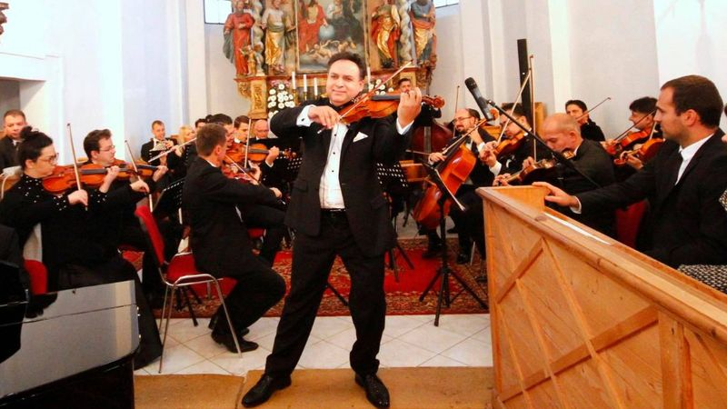 Fotó: Mága Zoltán templomi koncertje (Mága Z. /FB)