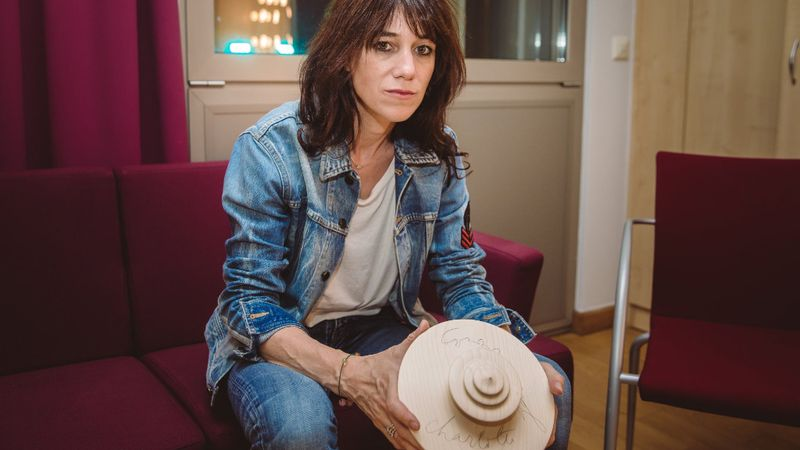 Fotó: Charlotte Gainsbourg (Nagy Attila/Müpa)