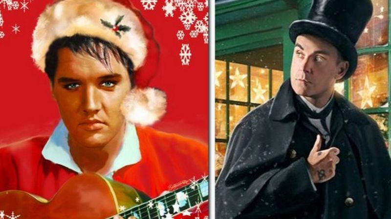 Így került egy mondatba Robbie Williams és Elvis Presley