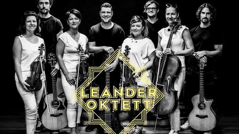 Új képlet: Leander Kills Akusztik + Vonósnégyes = LEANDER OKTETT