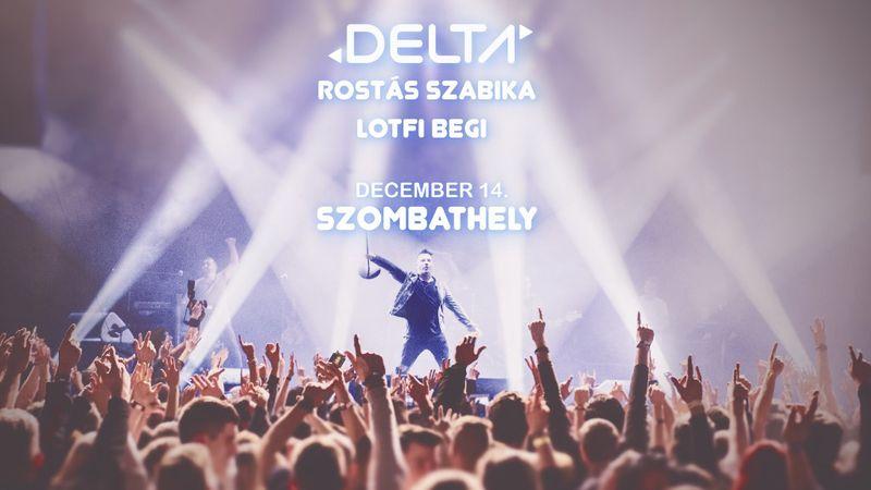 Valaki nagyon nem bírja a Delta zenekart – rémálommá vált a szombathelyi koncert
