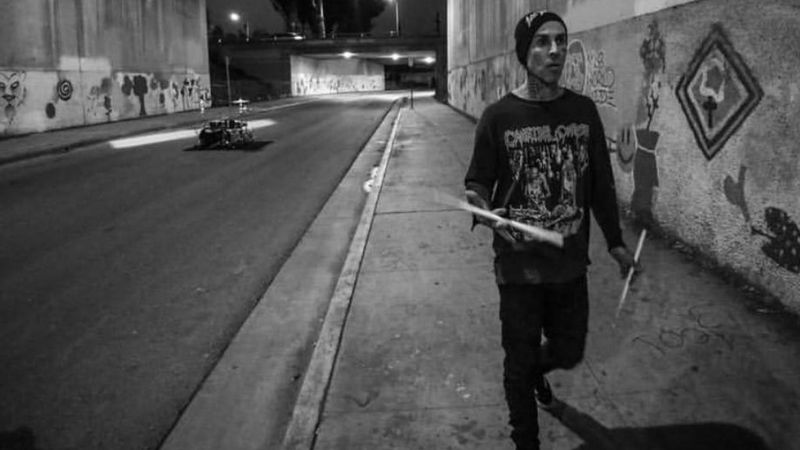 Fotó: Travis Barker/FB