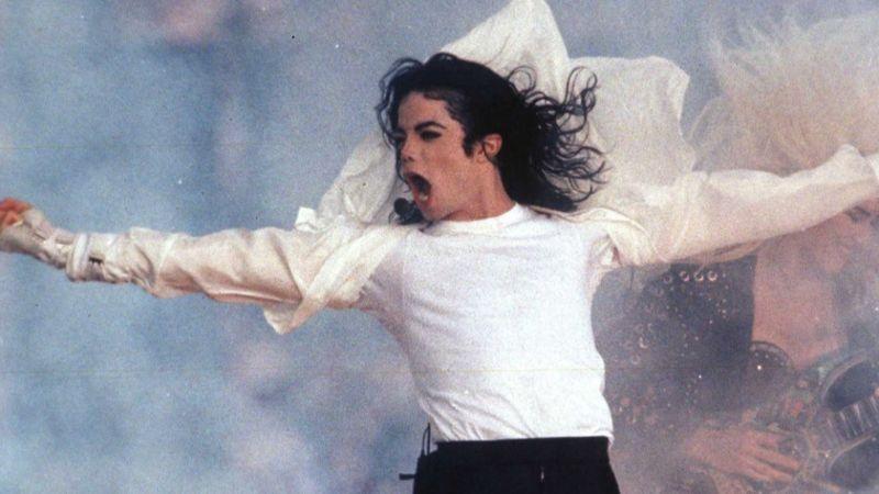 Amerika válasza a brit invázióra: Michael Jackson